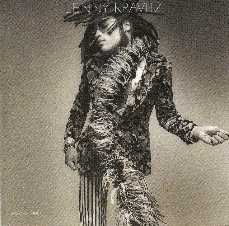 Lenny Kravitz 1991 Mama Said  release date April 02, 1991
