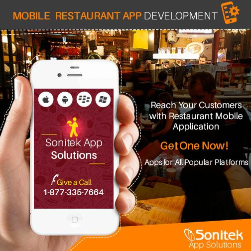#RestaurantsMobileApps are getting popular among restaurant owners all over the world. If you also want #MobileApplication for your restaurant.