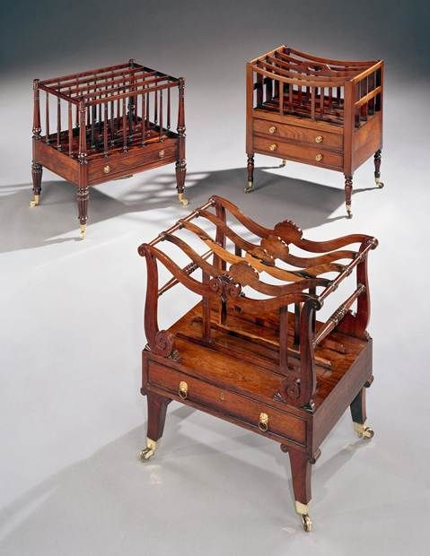 THREE REGENCY ROSEWOOD AND MAHOGANY CANTERBURY S   English Antique Furniture    Ronald. Best 25  English antique furniture ideas on Pinterest   Antique