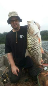 Piotr and his fellow anglers continue their fishing holiday in Thailand with some wild freshwater fishing at Khao Laem Dam