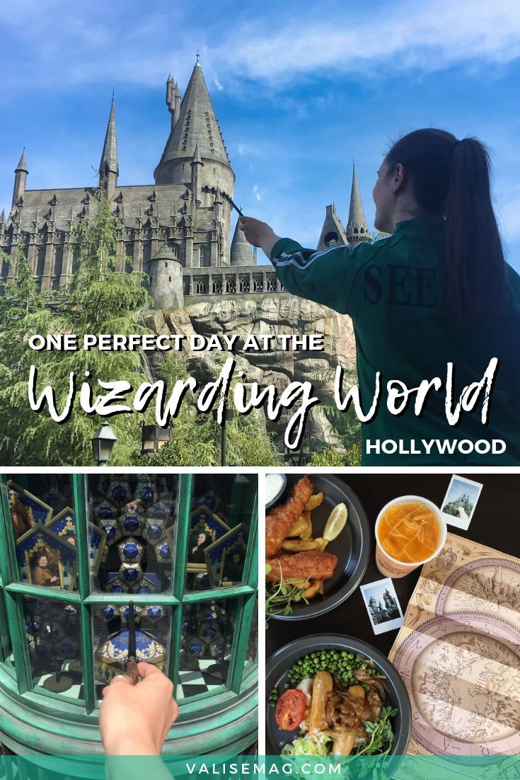 The 7 Best Things To Do At The Wizarding World In Hollywood Wizarding World Los Angeles Travel California Travel