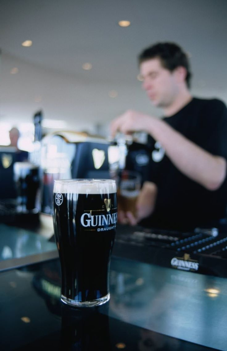 <p>The most popular visit in town is this multimedia homage to Guinness, one of Ireland's most enduring symbols. A converted grain storehouse is...