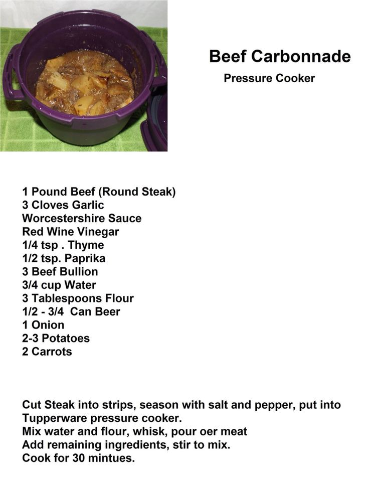 Let's cook in your Pressure Cooker!  Available for HOSTS only now... www.my.tupperware.com/Nisiemae