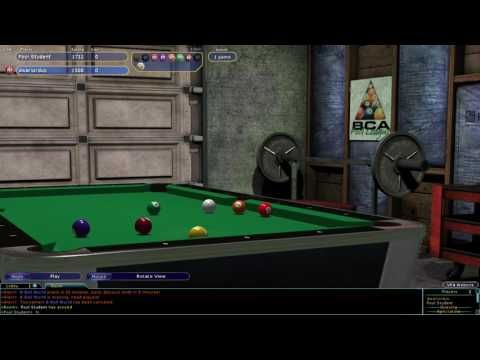 "Virtual Pool 4 Multiplayer Gaming #1 - Virtual Pool 4 Multiplayer is a Free 2 Play Sport, 8-Ball, 9-Ball, Snooker, Billiards and Pub Pool Multiplayer Game ""So realistic it will make your real life pool game better!"""