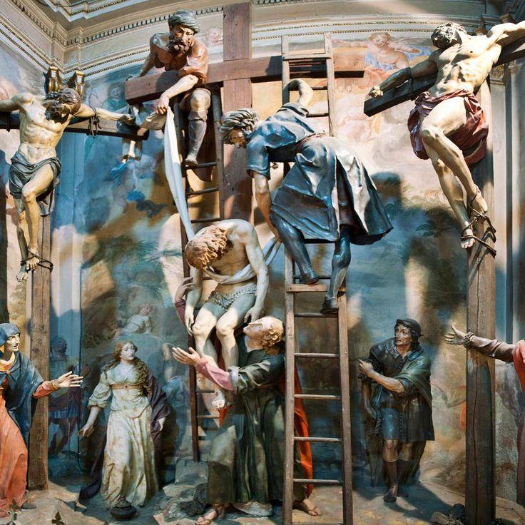 Sacro Monte di Domodossola (VB) | Scopri di più nella sezione Itinerari del portale #cittaecattedrali