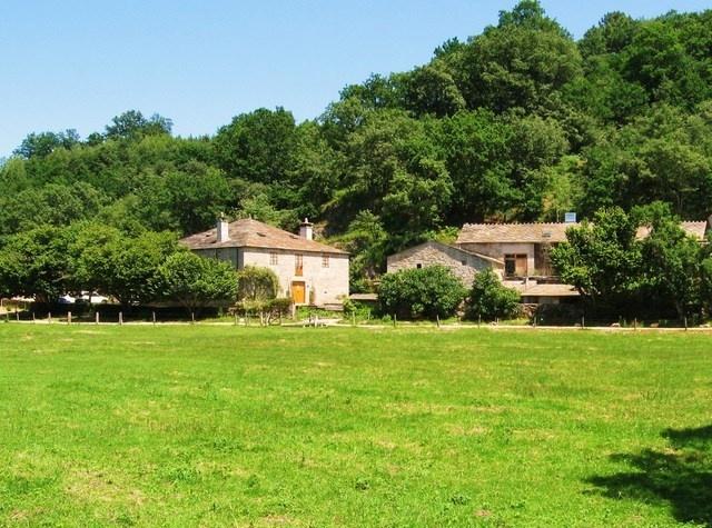 Hotel A Fervenza [O Corgo, Lugo]. Galicia. Spain. Restaurante y Casa Grande de Pazos de Galicia. www.fervenza.com