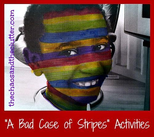 17 best Bad Case of Stripes images on Pinterest | Bad case ...