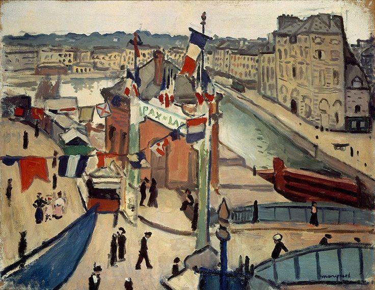 Le Havre, 1906, Albert Marquet