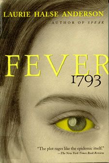 Fever 1793Halse Anderson, Coffee Shops, Yellow Fever, Reading, Middle School, Fever 1793, Historical Fiction, Laurie Halse, Fiction Book