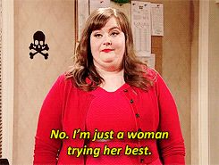 You everyday: | 17 Reasons Why Aidy Bryant Is Your Spirit Animal
