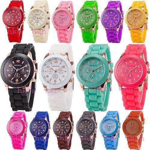 Характеристики женских часов Geneva https://ulber.ru/chasy/chasi-zheneva-geneva  Цвета в наличии: белый, черный, мятный, красный, синий, коричневый, розовый, голубой  Характеристики женских часов Geneva  Бренд - Geneva  Модель - Geneva  Тип – женские  Размер - 24,5 х 1,9 см  Механизм – кварцевый  Форма - круглые  Материал часов – нержавеющая сталь  Материал ремешка – силикон  Производитель - Китай (механизм), Китай (сборка)  Функции - часы, минуты, секунды  Водозащита - WR30 (защита от влаги…