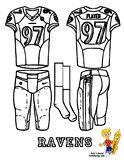 Enter For  AFC NFL Uniform Printables