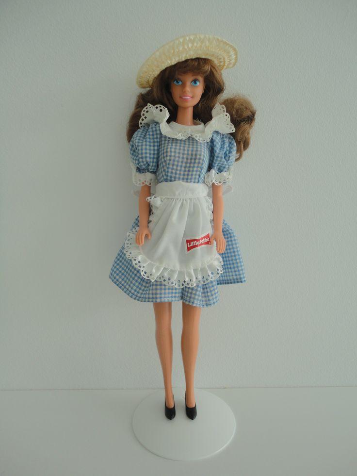 Barbie little debbie 1 bd1992 10123 in 2020 barbie