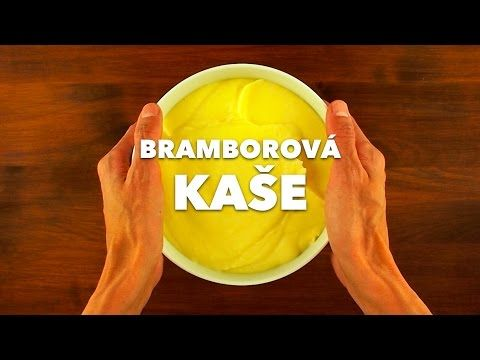 Bramborová kaše