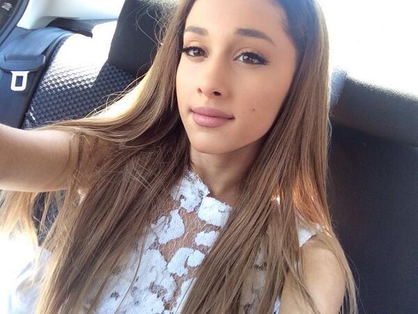 #ArianaGrande