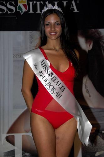Ilenia Guidetti, già Miss Loano pronta a partecipare a Miss Italia...