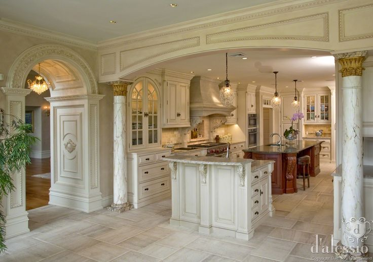 European Kitchen by D'aslessio
