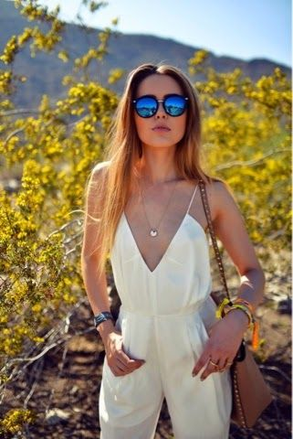 How to Chic: GET THE BLOGGERS LOOK - JUMPSUIT