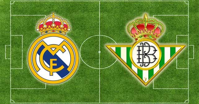 Real Madrid vs Real Betis live stream