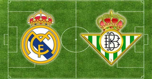 Real Madrid vs Real Betis live stream