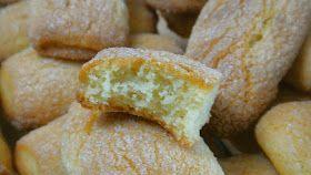 Toni's Pastries: Biscotto materano da latte
