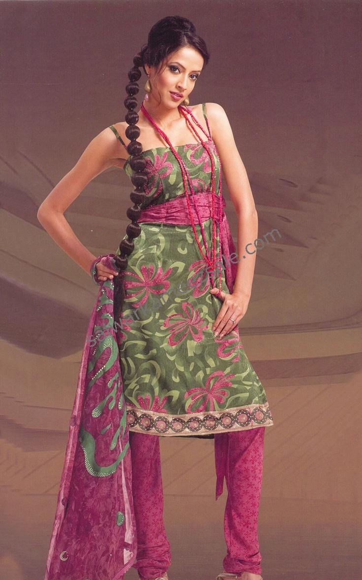 Punjabi Suites Designs Party Wear 2014 Salwar Kameez ...