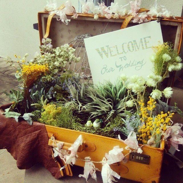 ウェルカムトランク♡ の画像|アーヴェリール迎賓館(富山) スタッフブログ