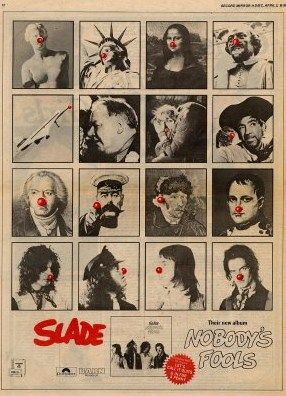 Slade 1976 #70s #poster