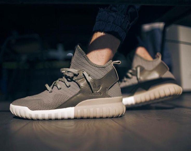 Adidas Tubular X Gray
