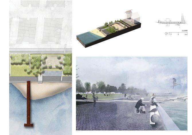 Lisbon's East River Park - CNTXT STUDIO