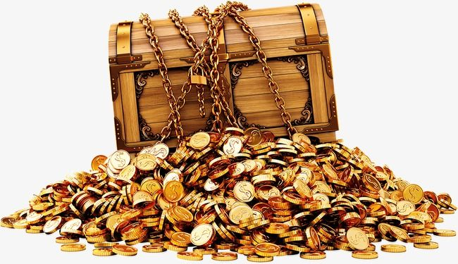 Database Gold Treasure Golden Png Transparent Clipart Image And Psd File For Free Download