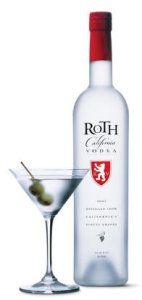 Top 10 Vodkas - Roth California