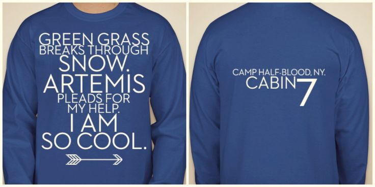 CHB cabin shirts. Cabin 7- Apollo. Designed by Evangeline Meadows. I love this haiku!!! It cracks me up every time!! :)