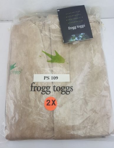 Jacket and Pants Sets 179981: Frogg Toggs Pro Sport Angler Suit Khaki 2X Large Size Ps109 -> BUY IT NOW ONLY: $44.99 on eBay!