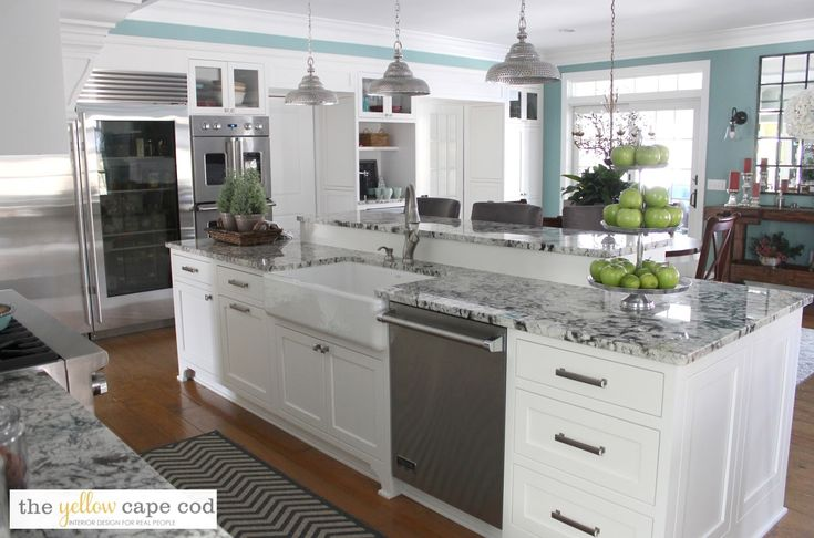 1000 images about cape cod remodel on pinterest for Cape cod kitchens pictures