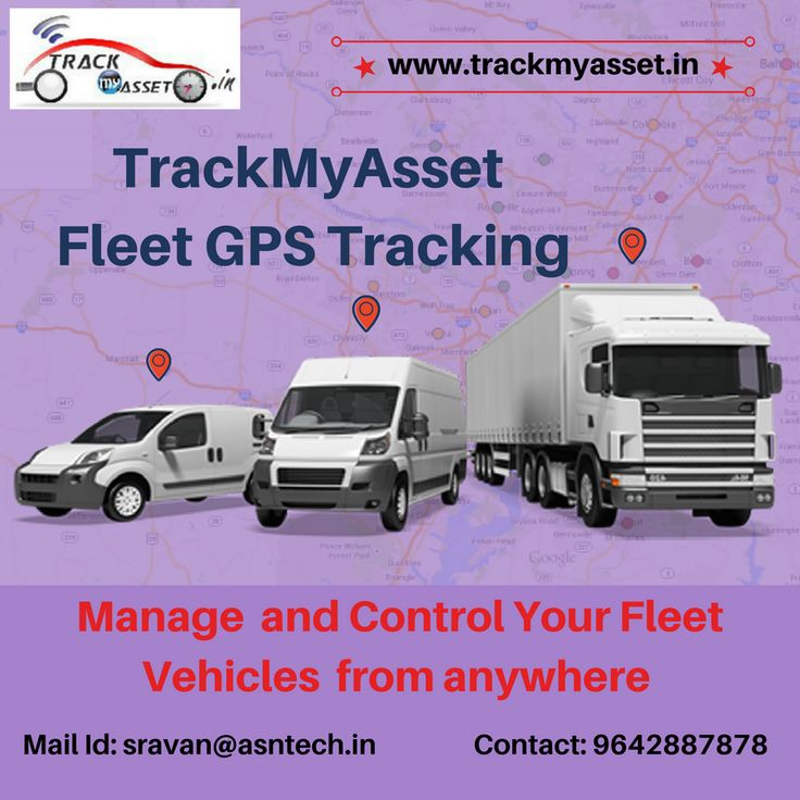 Manage and control all your Fleet Vehicles from Anywhere with TMA Fleet GPS Tracking System