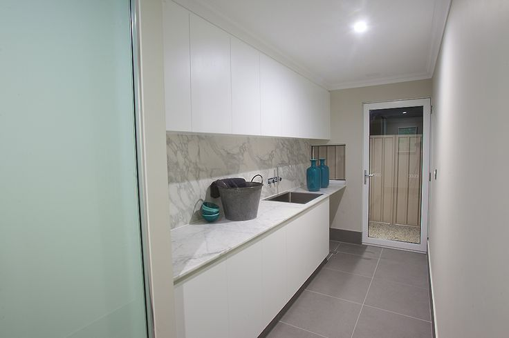 This beautiful room is part of the Southport Platinum display home, designed and built by Home Group WA.