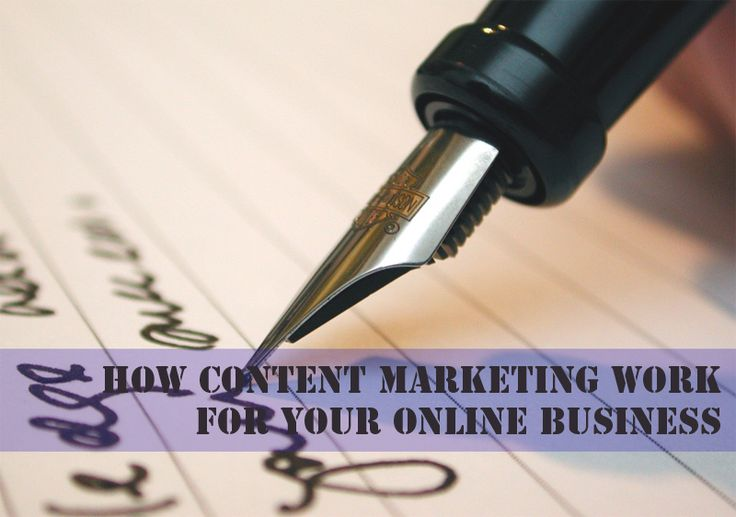 How Content Marketing Work For Your Online Business #ContentMarketing  #ContentMarketingStrategy