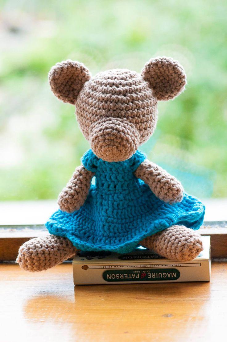 Teddy bear is coming :)