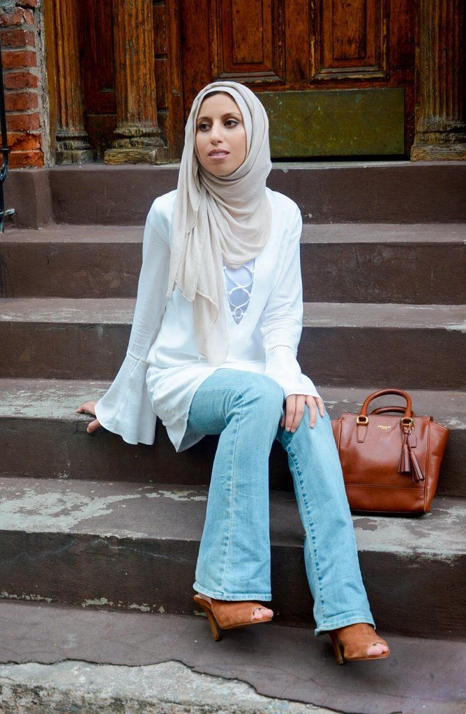 HH Style Guide: Boho Chic Flares & Lace-Ups in SoHo – Haute Hijab