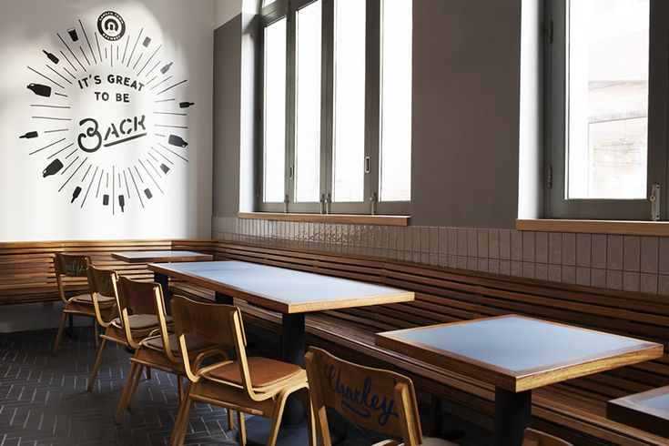 We chat to the design mind behind the refurb of Camden Brewery's spiritual home, The Horseshoe… http://www.we-heart.com/2015/03/03/mr-holmes-bakehouse-san-francisco/