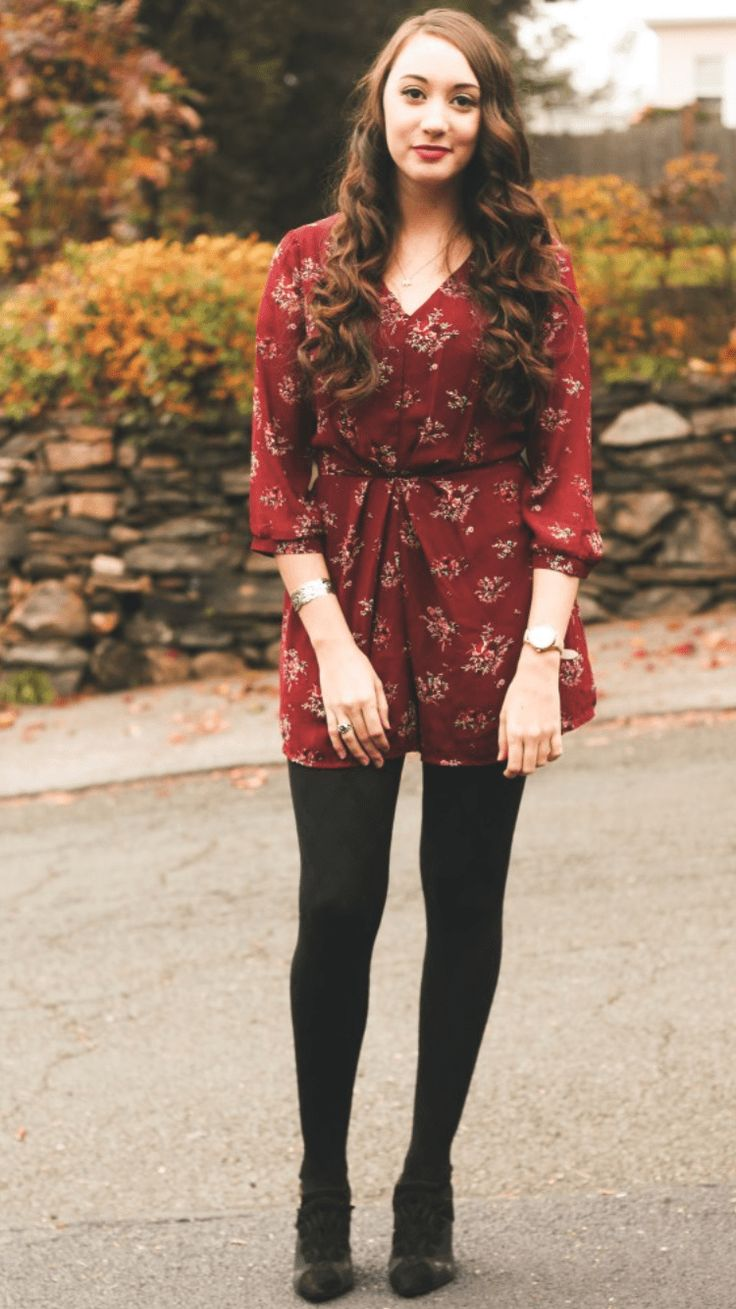 Romper With Tights | target tights forever 21 flats target ...