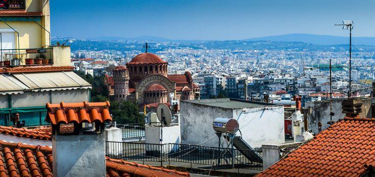 #Thessaloniki,Greece