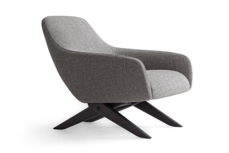 Marlon Armchair By Vincent Van Duysen For Poliform