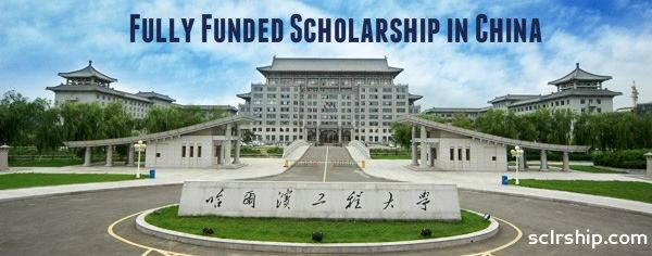 Fully Funded Harbin Engineering University Scholarship for International Students in China, 2017