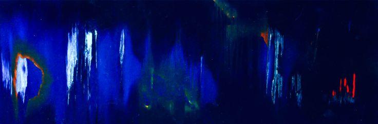 """""""Blue"""" """"Azul"""" Oil oncanvas"""