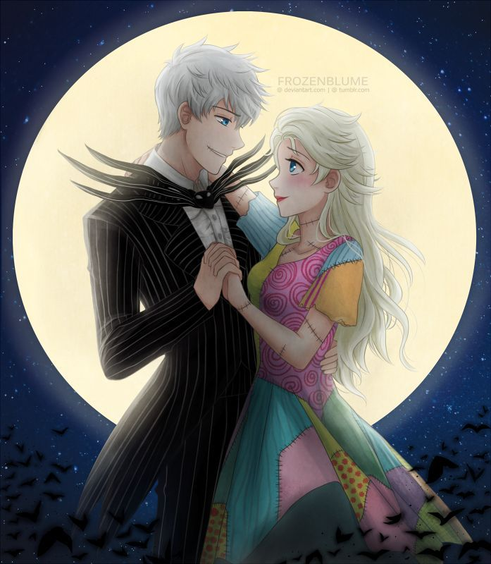 Elsa and jack   Elsa -snow Queen   Pinterest   Elsa, Jack