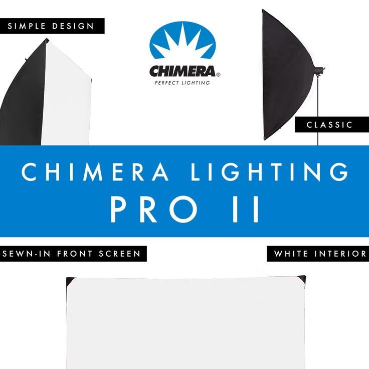 Chimera Pro II lightbanks offer absolutely soft light with a simple design. Chimera Pro II  sc 1 st  Pinterest & 272 best Perfect Lighting images on Pinterest | Lights Filmmaking ... azcodes.com