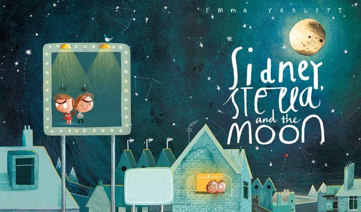 Science: Sidney, Stella and the Moon