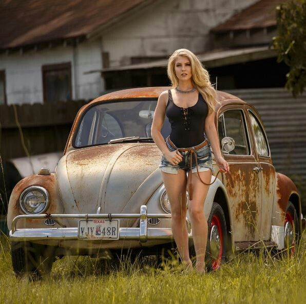 The 1163 Best Images About Vw Girls On Pinterest Beetle